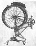 Folding bike BSA